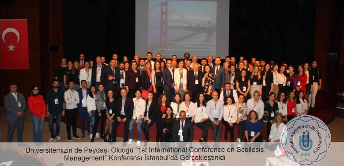 1st International Conference on Scoliosis Management